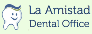 La Amistad Dental Logo